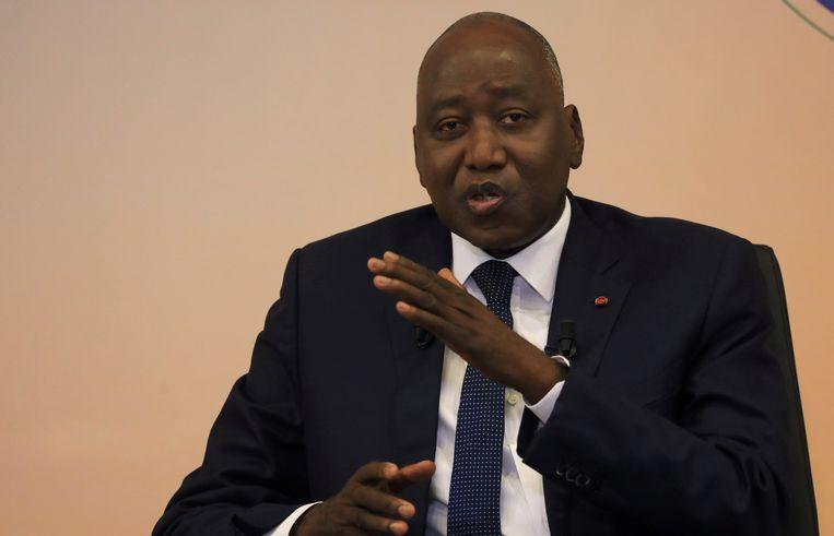 Ivorian Prime Minister falls ill at the meeting and dies
