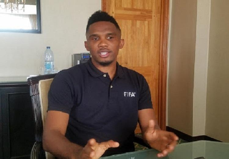 """Eto'o fires back to pastor who predicted his death: """"no one predicts covid-19"""""""