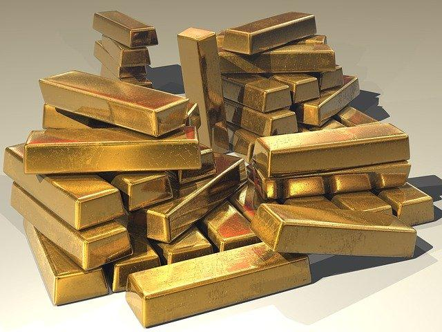 According to Goldman Sachs, the gold price will reach $ 2,300 per troy ounce in twelve months.