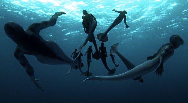 Discover shocking sightings of mermaids in Africa