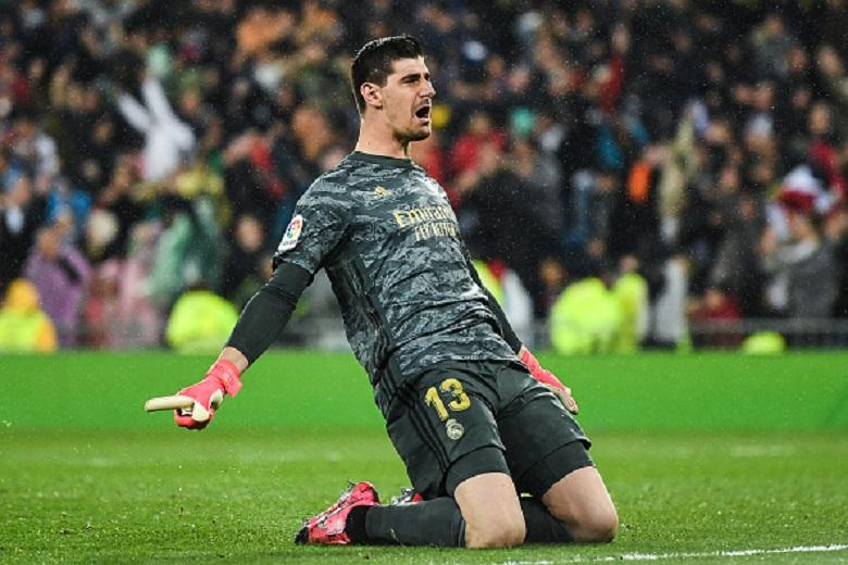 """Courtois addresses Real fans in video: """"I promised good things would come"""""""