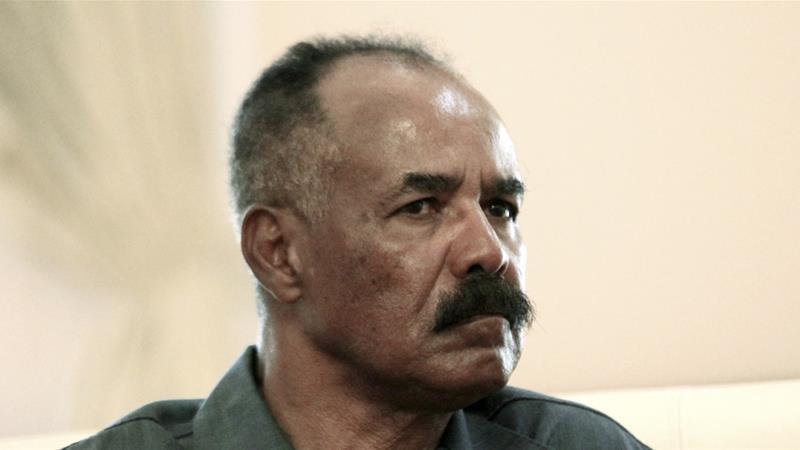 Isaias Afwerki of Eritrea