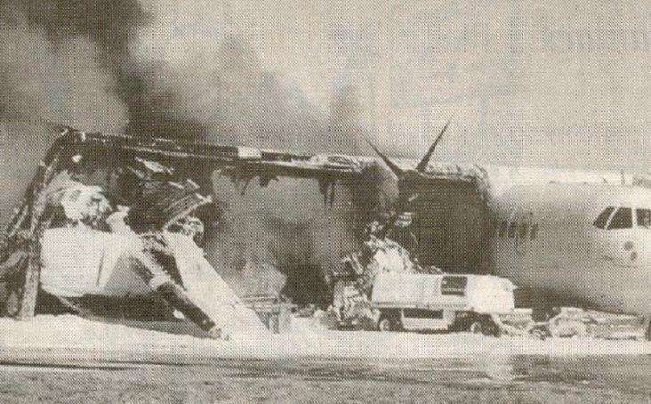 1999 Air Botswana Crash