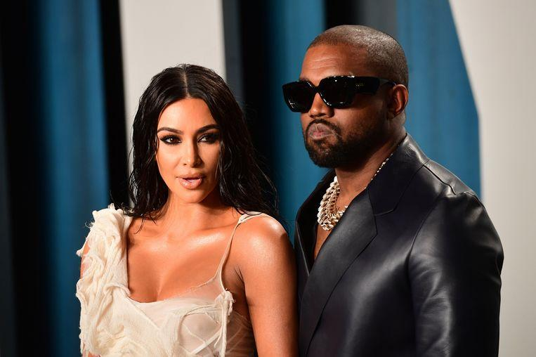 Kim and Kanye West try to solve relationship problems on vacation