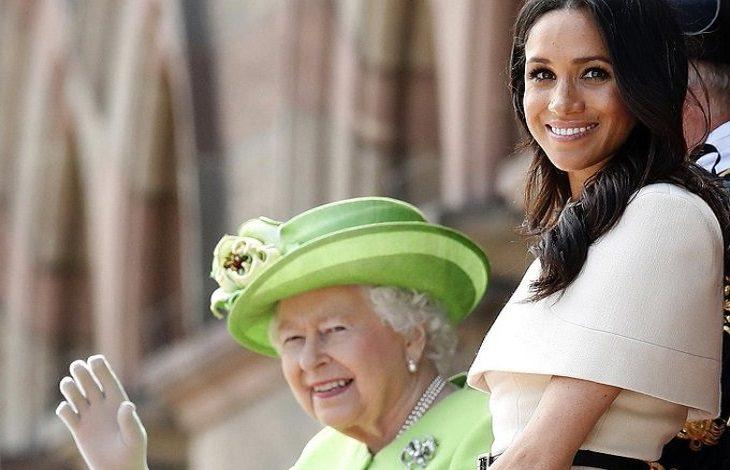 Despite an eventful year: royals wish Meghan a happy birthday