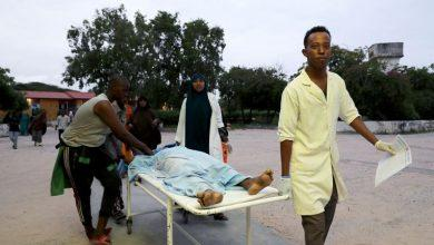 17 dead in a terrorist attack on Mogadishu beach hotel