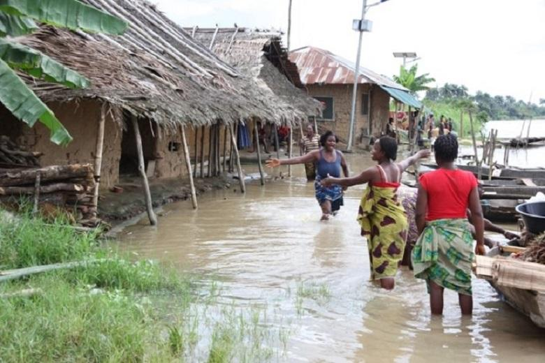 Nigeria: Flood destroys 110 houses as NEMA issues flood alert on 28 States