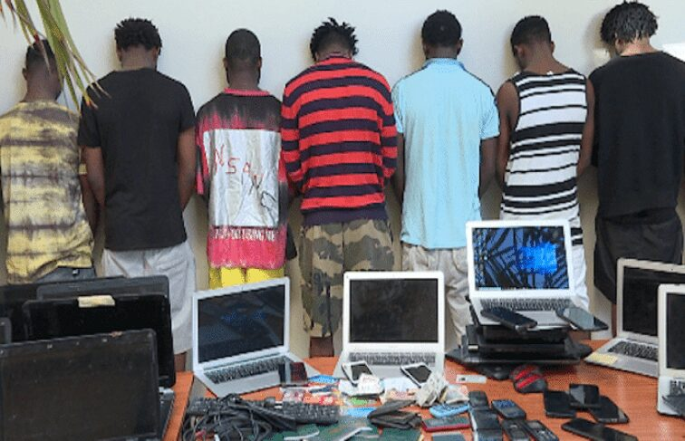 17 young Nigerians dismantle in Dakar for Cybercrime