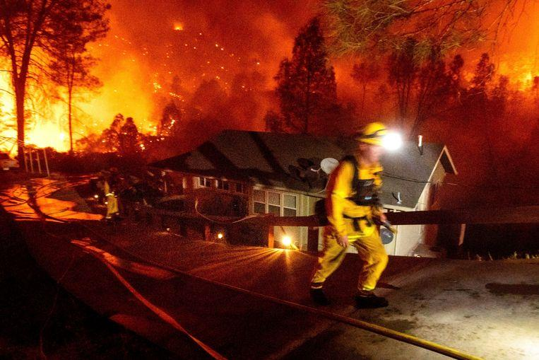 California is experiencing worst wildfire season ever