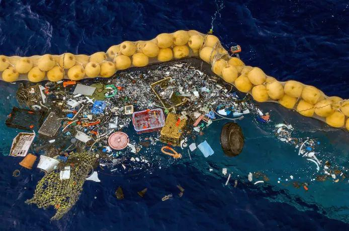 Ocean Cleanup makes sunglasses from ocean plastic