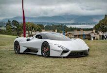 Fastest car in the world: SSC Tuatara has an average top speed of 508.7 km/hr