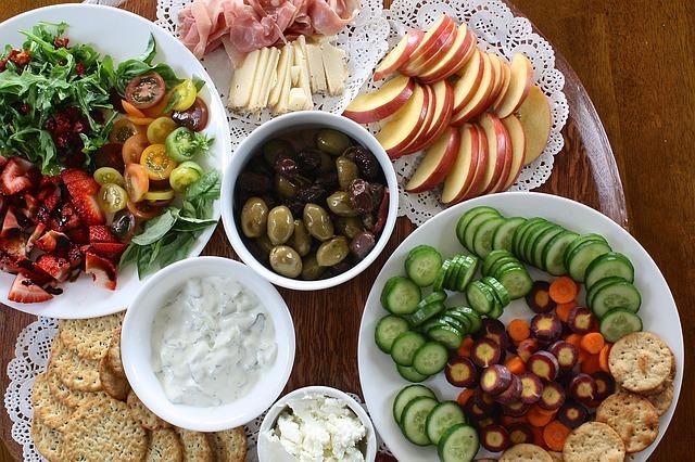 An anxiolytic diet