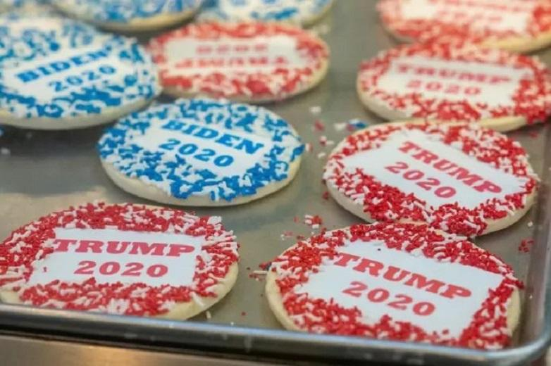 Trump or Biden: This US bakery predicted who win the elections 3 times in a row with their cookies