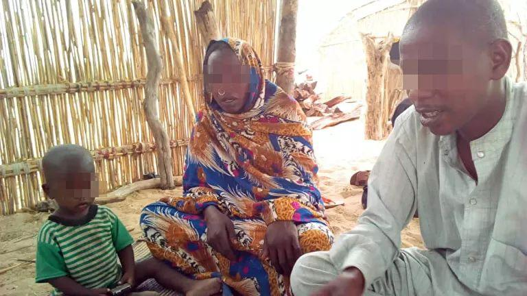 """Boko Haram women are """"trained to wage war"""" and to satisfy terrorists"""