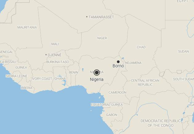 Three killed in a suicide attack in Nigeria
