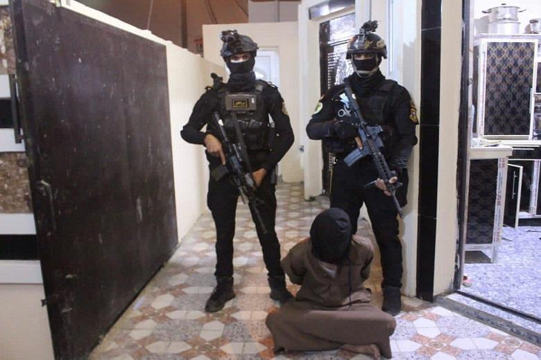 """Dangerous terrorist leader"" arrested in Iraq"