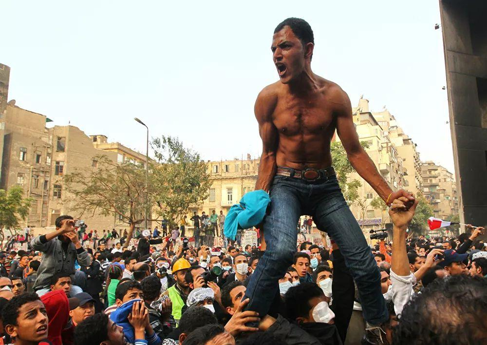 "In Egypt, the Arab Spring took place from January 25 to February 11, 2011. The largest and most organized protests often took place on the ""day of wrath,"" usually during Friday prayers."
