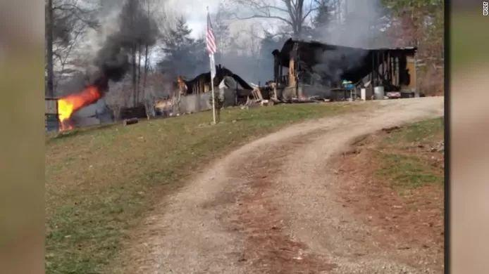 """Boy (7) enters burning house to save little sister: """"I didn't want her to die"""""""