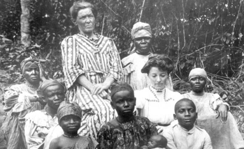 """Marry Slessor became the """"White Queen of Okoyong"""""""