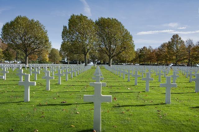 World War II cemetary