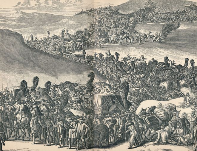 Pilgrimage of King Mansa Musa