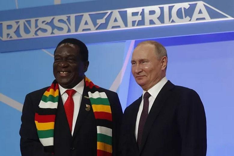 Russia to invest over 650m USD in Zimbabwean platinum