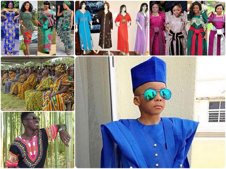 The most popular african traditional clothing styles