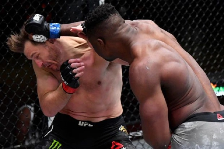 From homeless to hero: Francis Ngannou, first African UFC champion