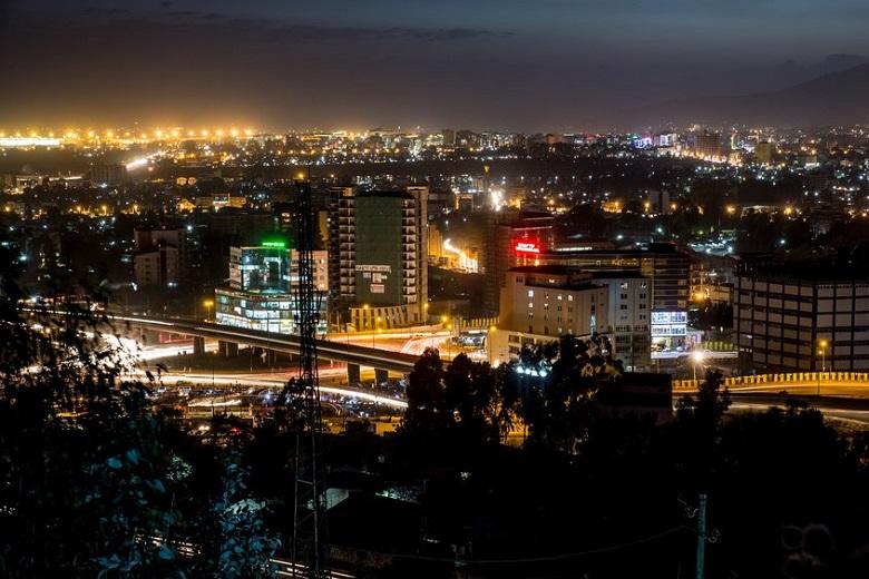 Addis Ababa of Ethiopia
