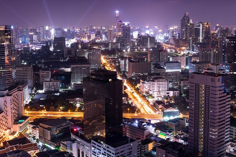 Johannesburg of South Africa
