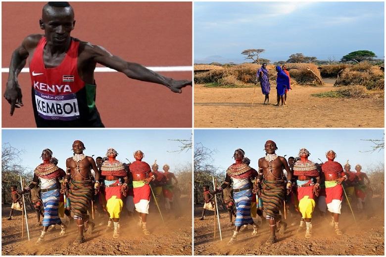 The sporting glory of Kenya: the Kalenjin people