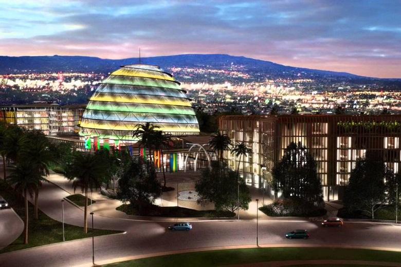 Kigali of Rwanda
