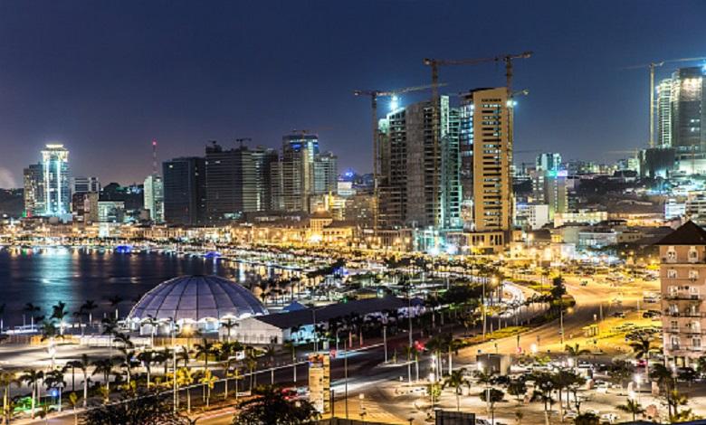 Luanda's Bay Area of Angola