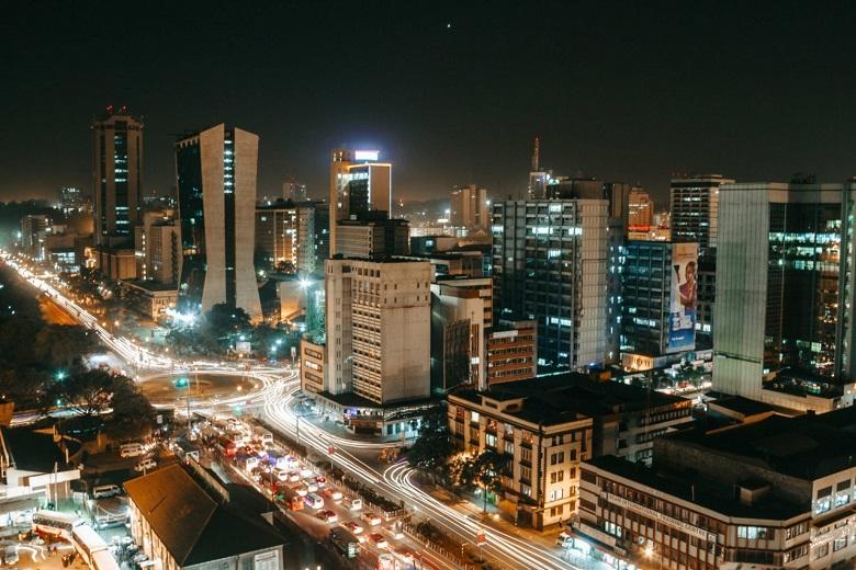 Nairobi of kenya