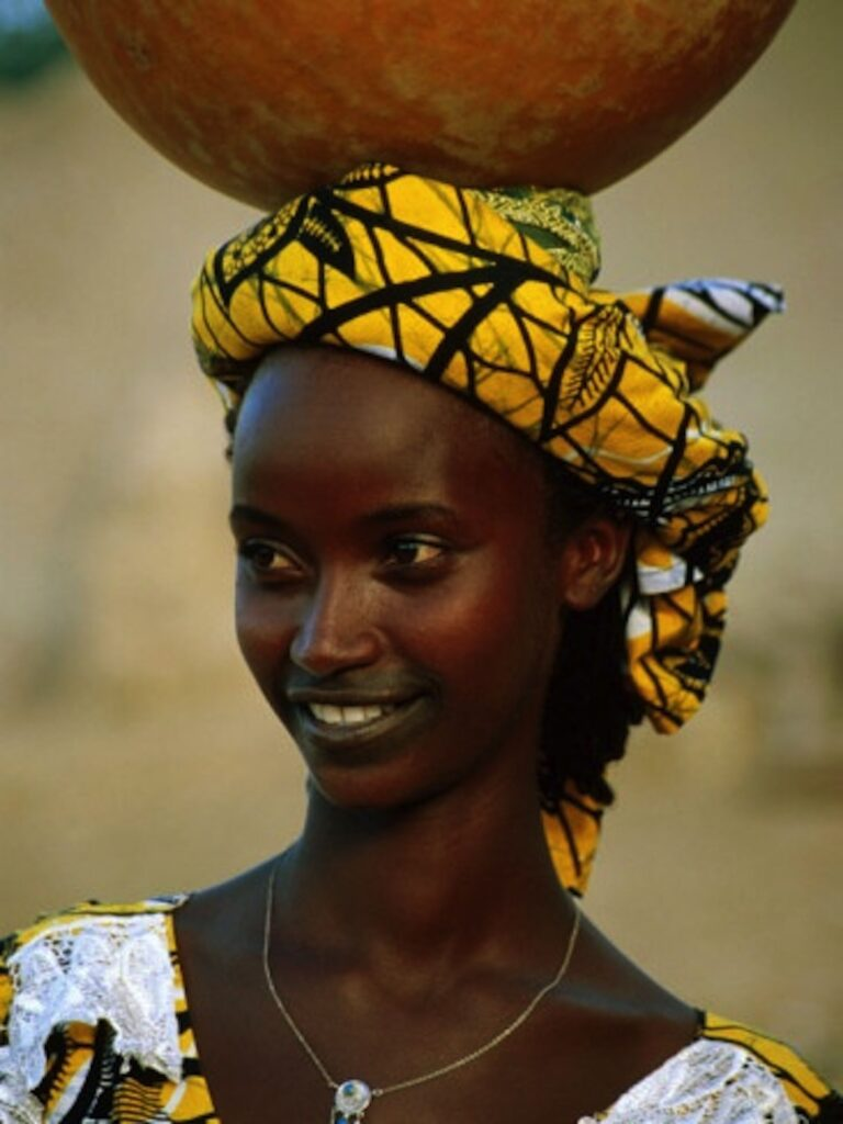 African countries where women know how to make their husbands happy