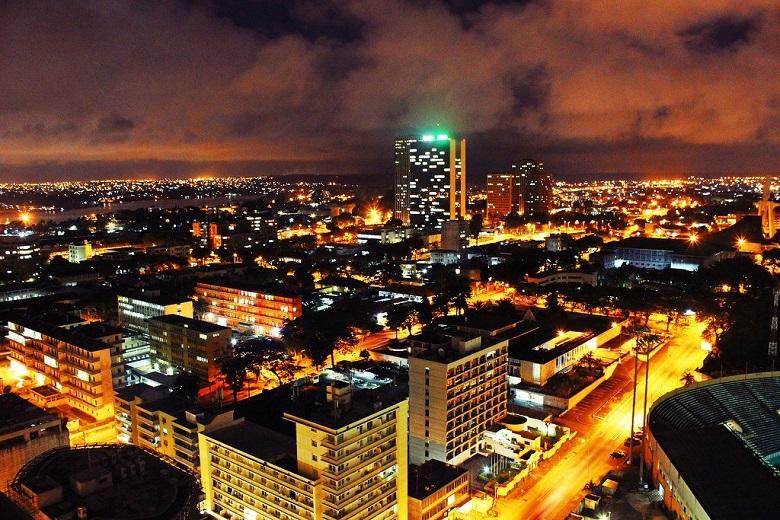 Abidjan of Ivory Coast