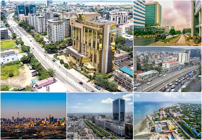 The top 10 most beautiful cities in Africa [Photos]