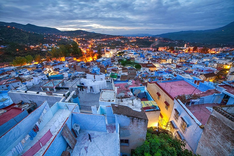 Chefchaouen of Morocco