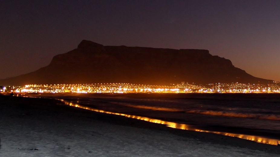 Cape Town of South Africa