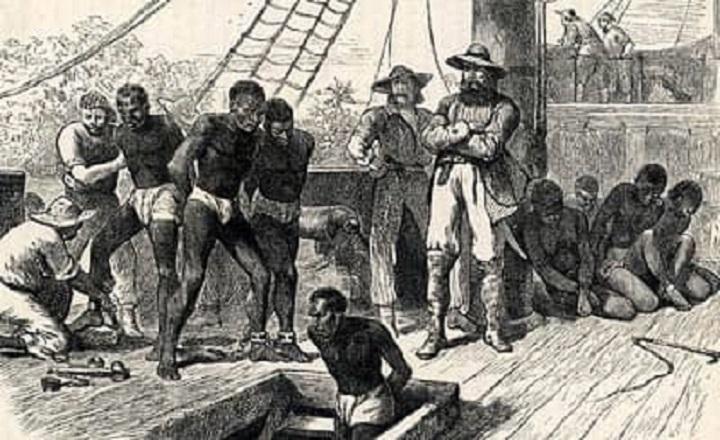 Short story of Transatlantic slave trade