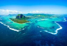 Grand Bassin, the sacred lake of Mauritius