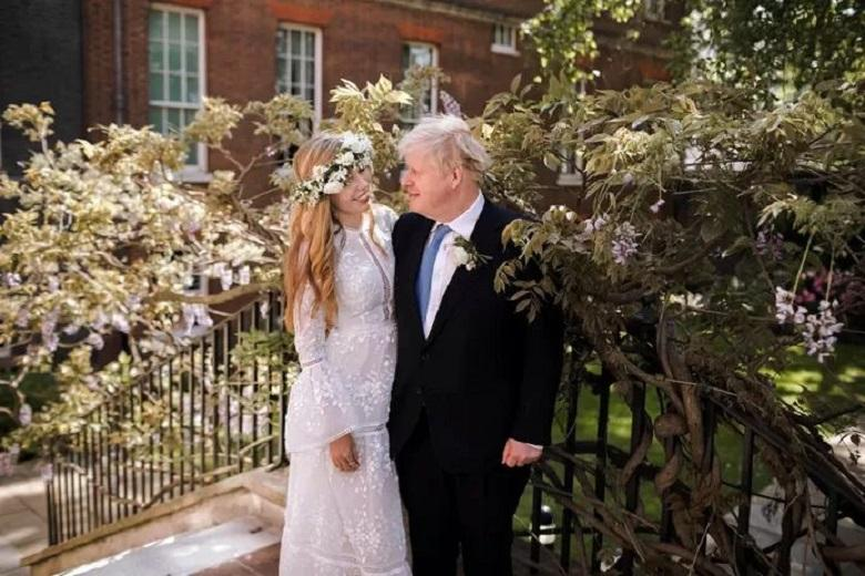 Criticism of Prime Minister Boris Johnson's religious wedding