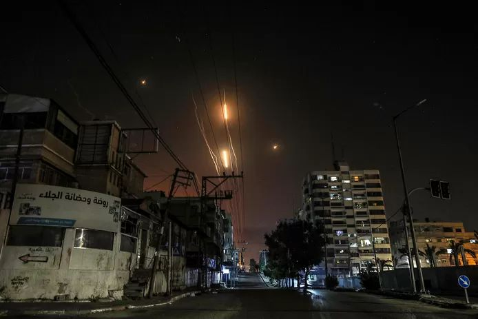 More than 170 people killed in strikes on Gaza Strip
