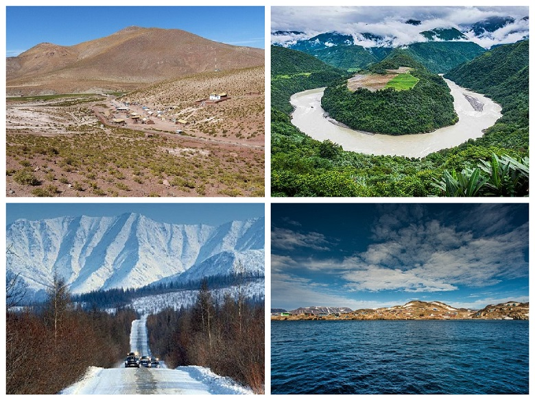8 remote places on the planet where people still live