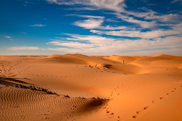 Top 5 hottest places in Africa