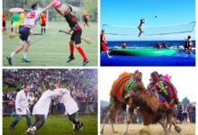 The most unusual and little-known sports