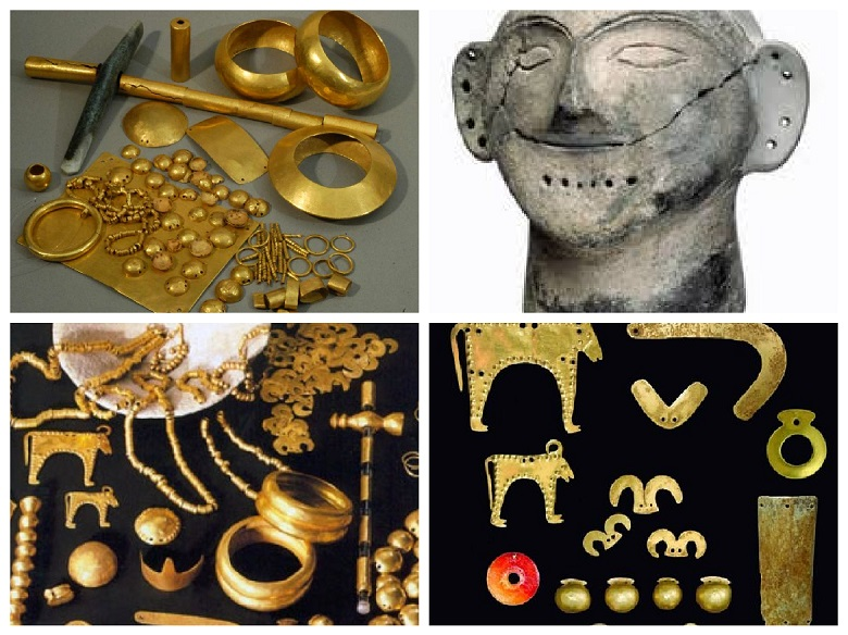 Archaeologists have discovered the oldest treasure in the world