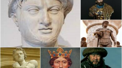 15 greatest warriors in the history