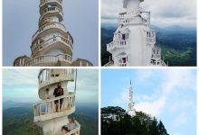 Ambuluwawa tower in Sri Lanka: terrifying to climb even for daredevils