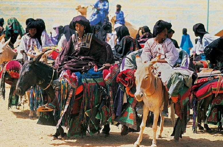 Tuareg: Tribe where girls allow to have lovers before marriage